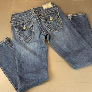 True religion women's jeans size 26